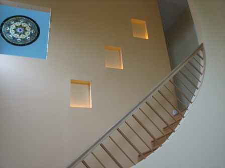 Interior-Painting-Project-After-Stairwell-and-Wall
