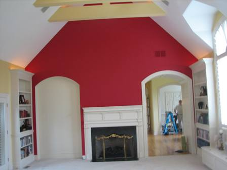 Interior-Painting-Project-After-Wall