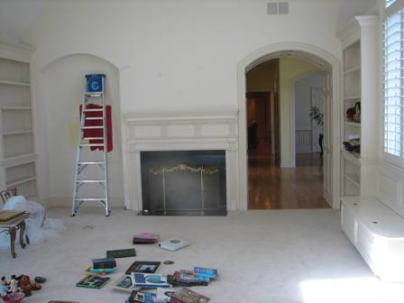 Interior-Painting-Project-Before-Wall
